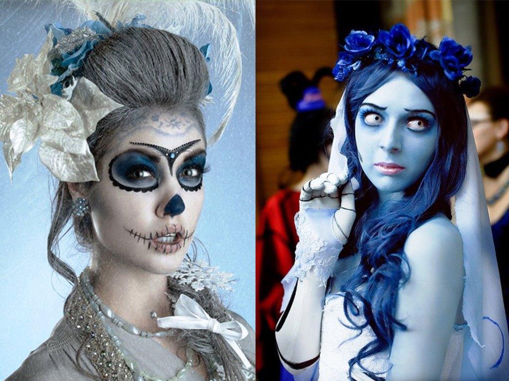 идеи образов на хэллоуин фото российской газеты поднят
