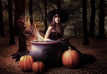 Новые образы на Хэллоуин