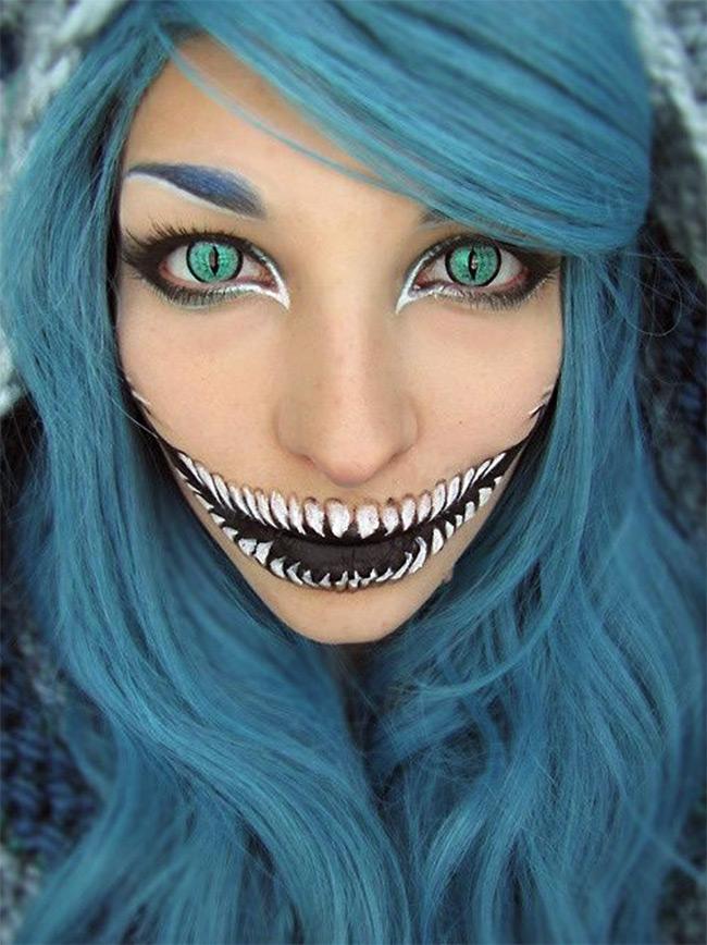 фото образов на Хэллоуин