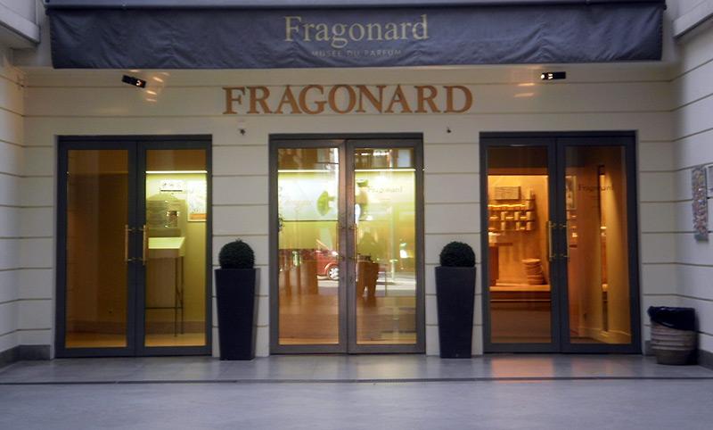 Лучшая парфюмерия Fragonard