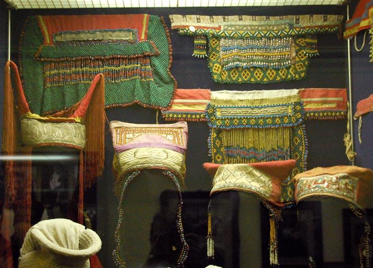 Девичьи и женские головные уборы древней Руси