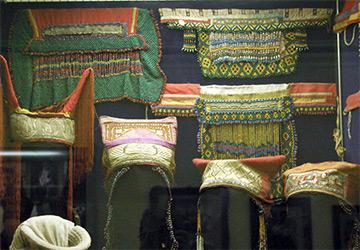 Головные уборы древней Руси