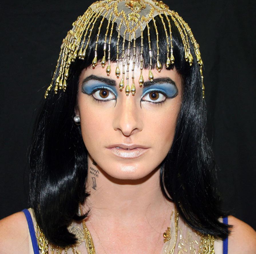 Макияж в Древнем Египте
