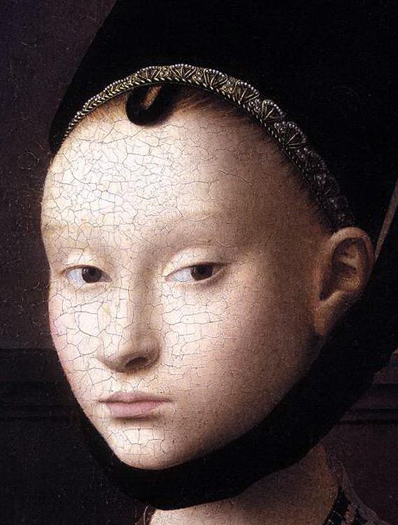 макияж XV века