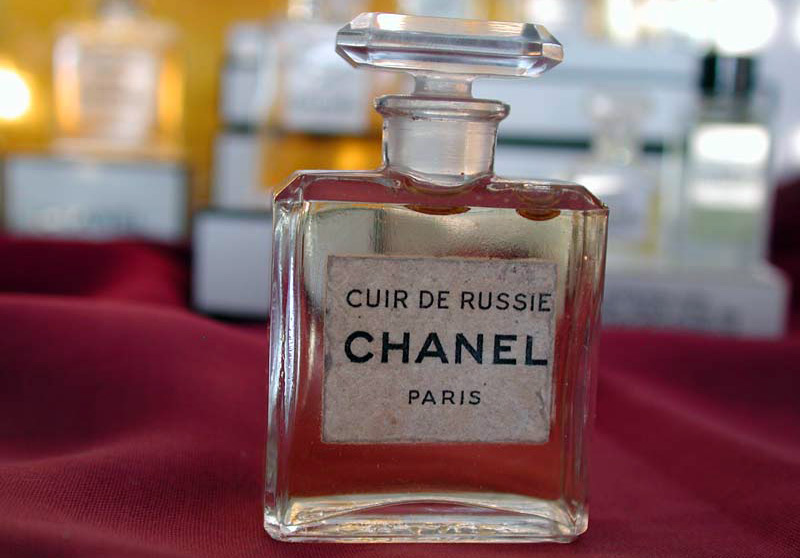 Cuir de Russie Chanel аромат для женщин