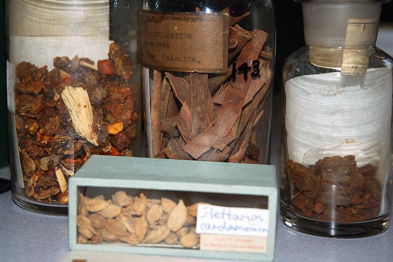 Сырье для изготовления парфюмерии