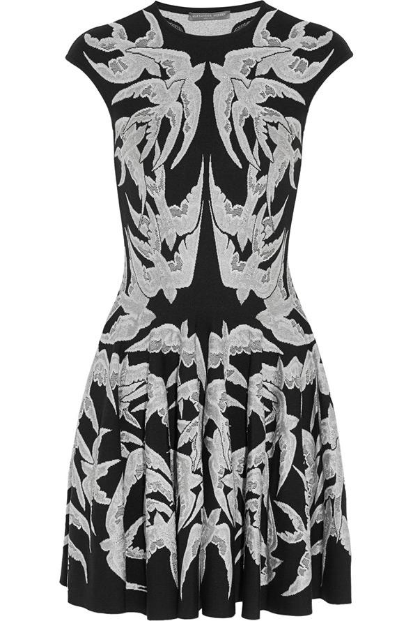 платье Alexander McQueen 2014-2015