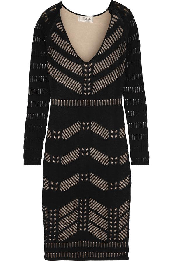 Модное платье осень-зима 2014-2015