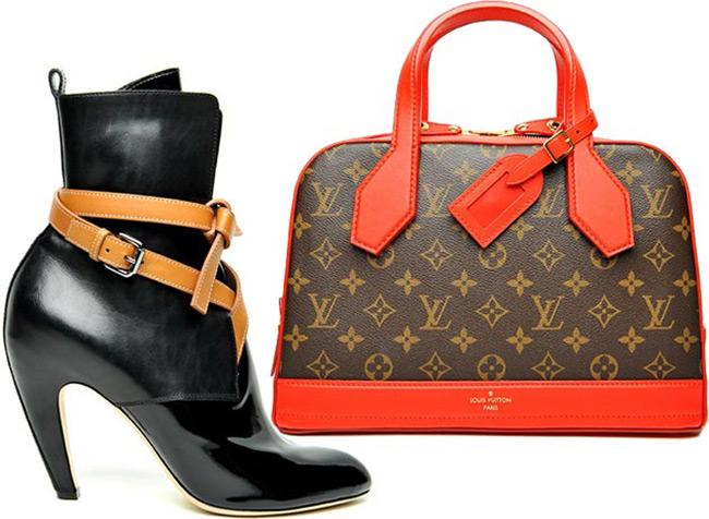 Покупка обуви и сумок в интернете