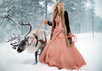 Как модно одеваться зимой