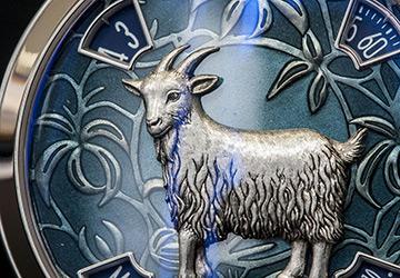 Год козы с Vacheron Constantin