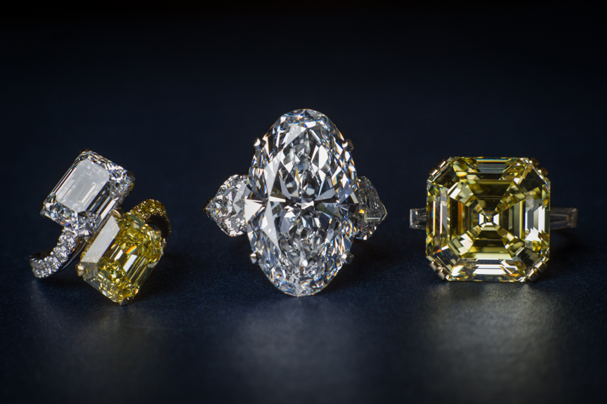 Как носить бриллианты - современные правила