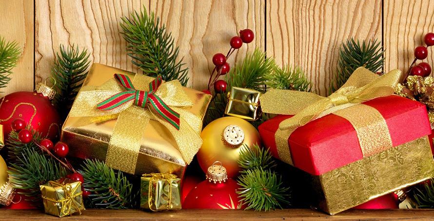 Покупаем подарки к Новому 2015 году