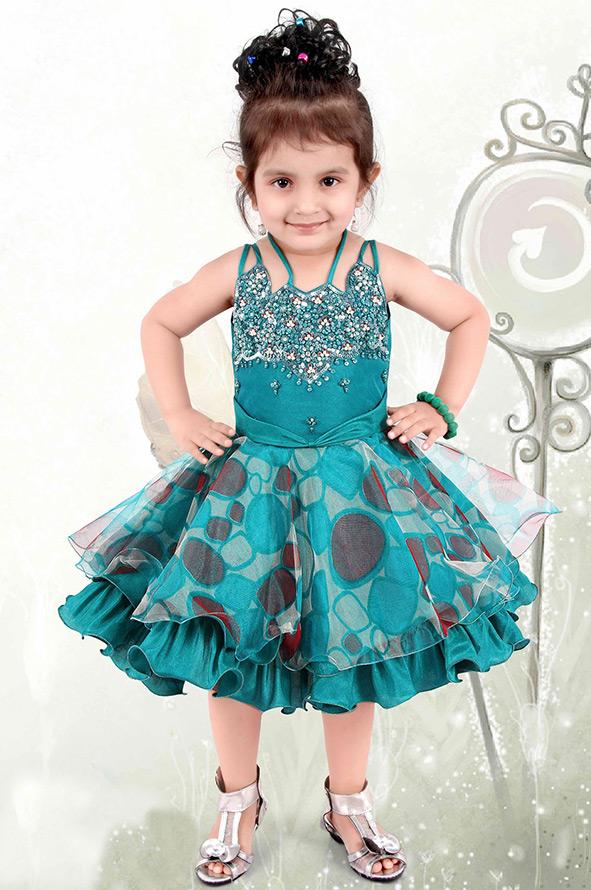 Самое дорогое платье для ребенка