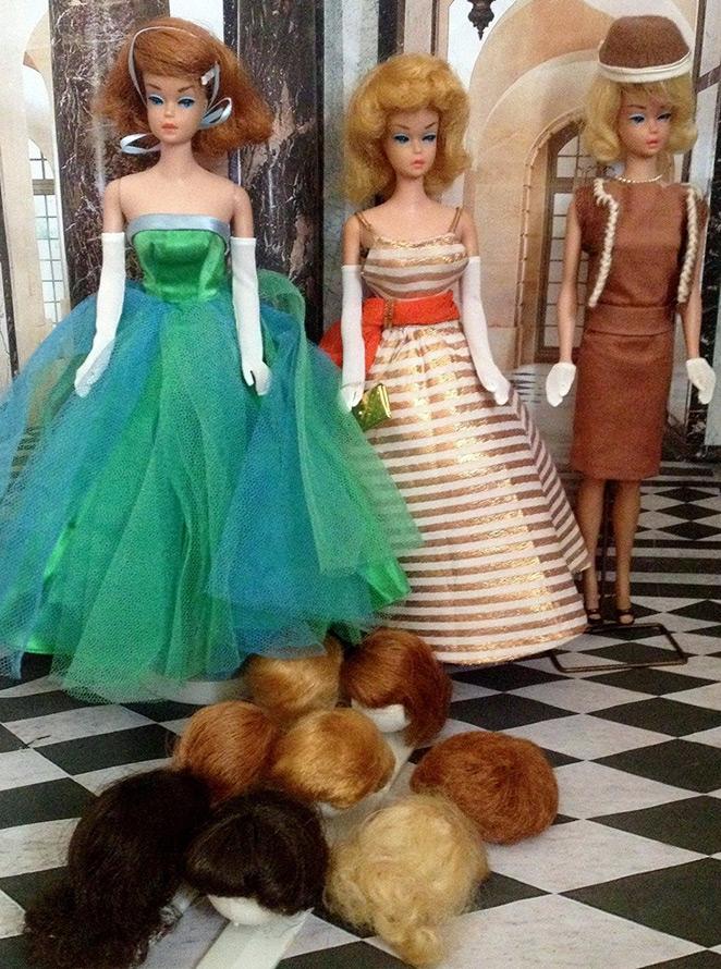 Лучшие винтажные Барби