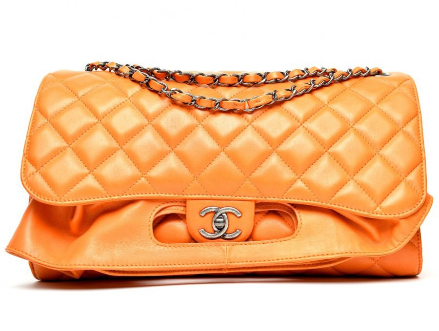 Оранжевая сумка 2014-2015, фото