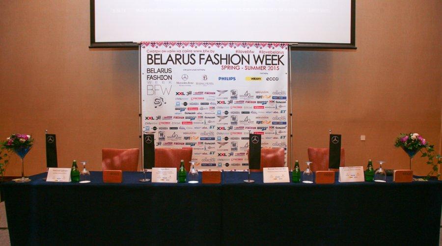 Belarus Fashion Week – весна-лето 2015