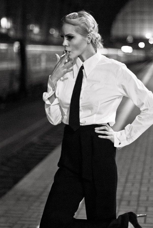 Джулия Ванг – фото Алены Сазоновой