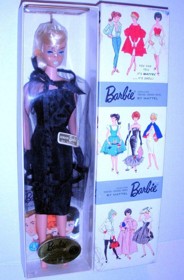 Винтажная Барби - фото
