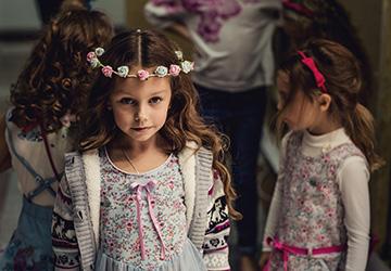 Детская мода в Беларуси