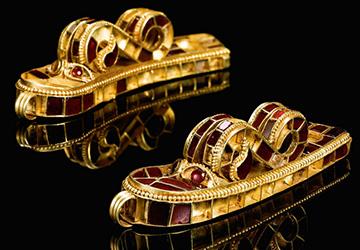 Золото Аттилы – царя гуннов