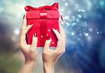 12 новогодних подарков