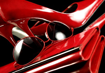 Богатство оттенков красного цвета