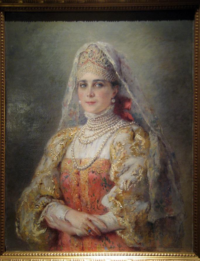 Княгиня Зинаида Юсупова