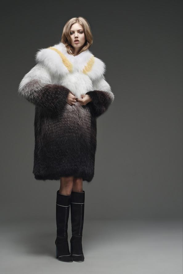 Межсезонная коллекция Fendi