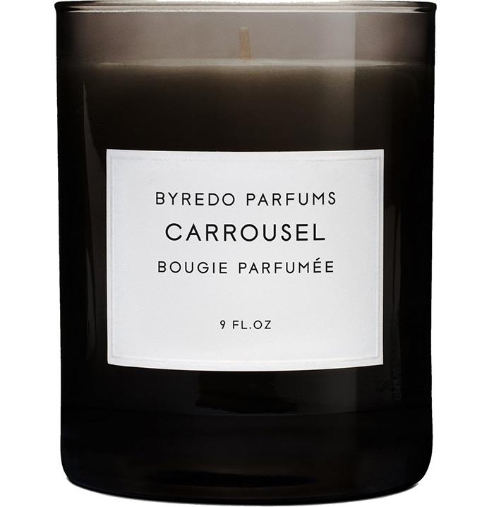 Ароматические и парфюмерные свечи для дома
