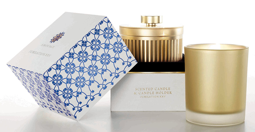 Парфюм и ароматическая свеча Amouage