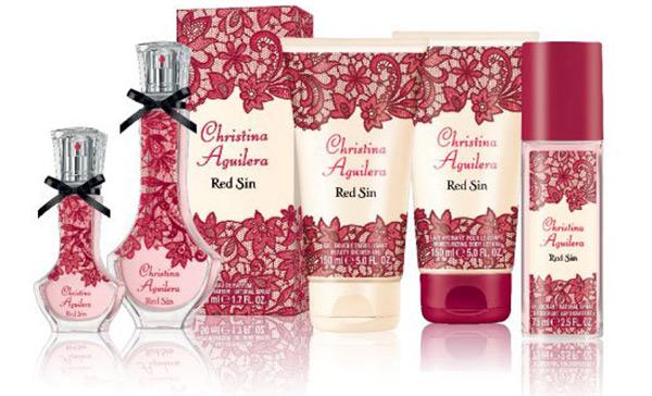 Парфюм Christina Aguilera - Red Sin