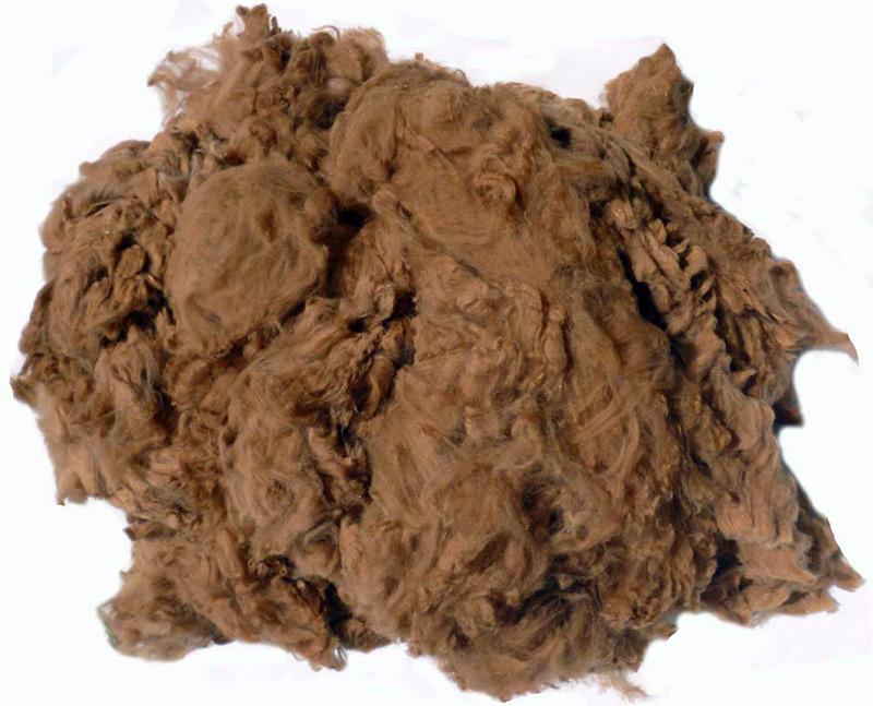 Роскошная шерсть альпака