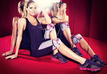 Спорт и здоровый образ жизни в моде