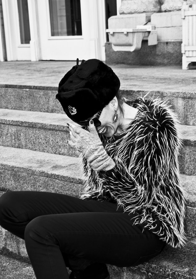 Фэшн фотограф Алена Сазонова