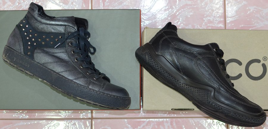 Мужская обувь осень-зима