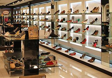 Туфли и ботильоны с открытым носком