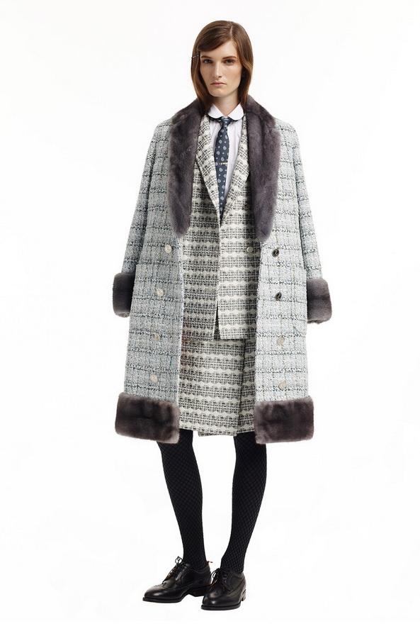 Женское пальто 2015-2016