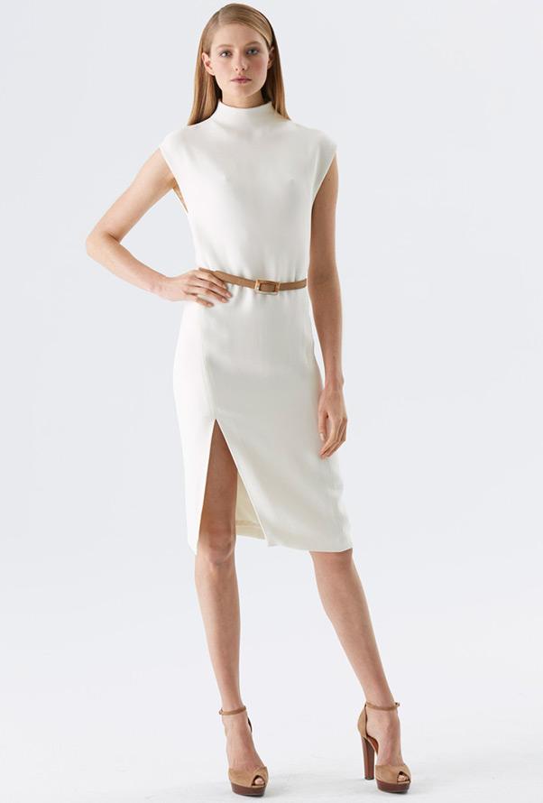 Белое платье Ralph Lauren