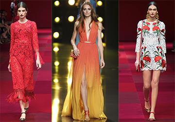Коллекция 2015 платья фото
