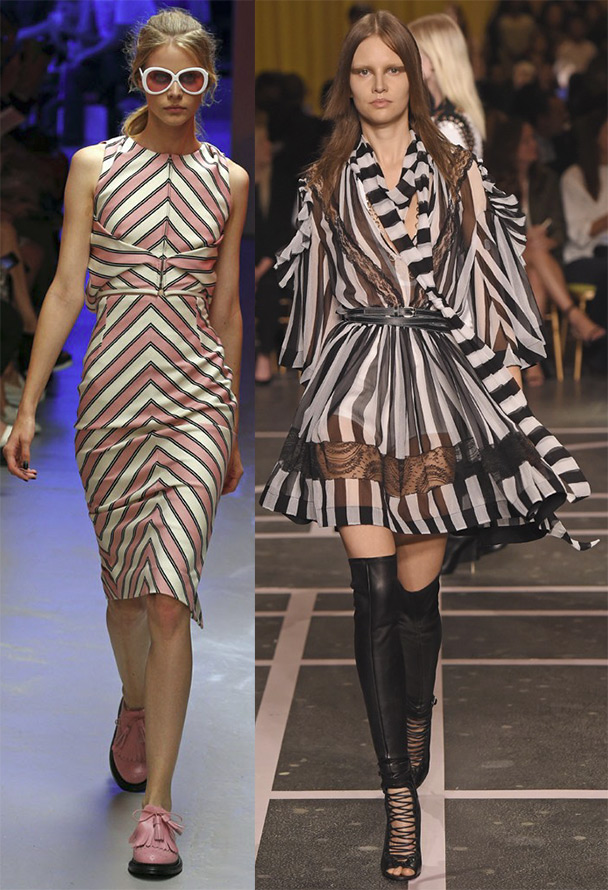 Giles и Givenchy 2015