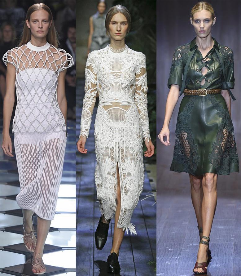 Красивые и модные платья 2015