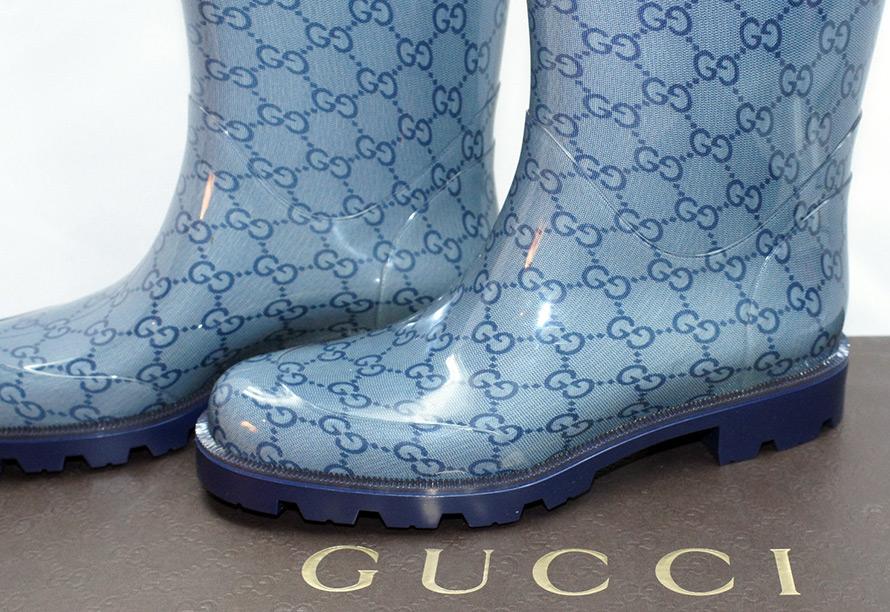 резиновые сапоги Gucci