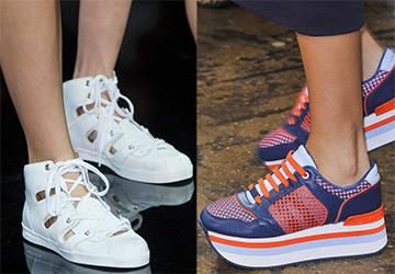Кеды и кроссовки 2015