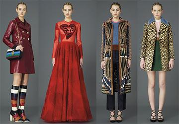 Богатейшая коллекция Valentino