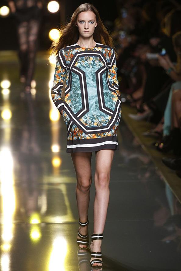 Elie Saab яркие платья