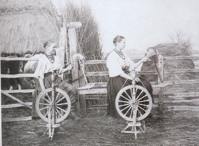 Производство льняных тканей