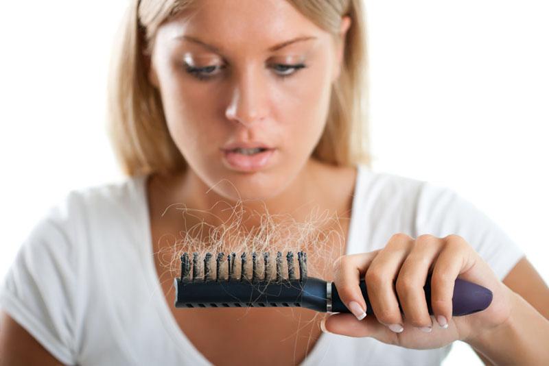 Красота волос и диеты