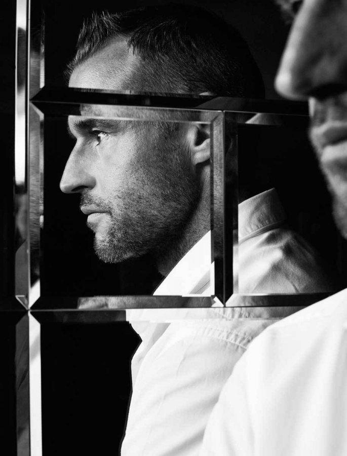 Филипп Плейн для Vogue Netherlands