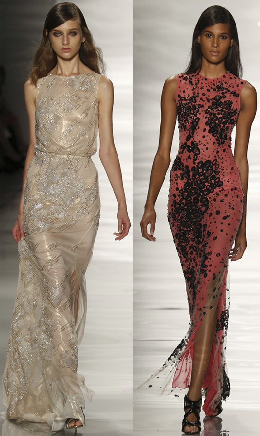 Reem Acra платье